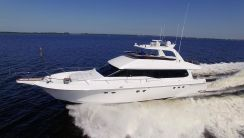 1995 Lazzara Yachts 76 GRAND SALON