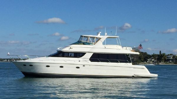Carver Voyager 57' Carver Motor Yacht KALIALYN
