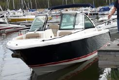 2011 Pursuit DC 265 Dual Console
