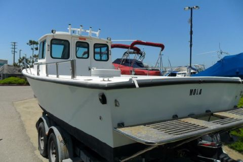 2001 Steiger Craft CHESAPEAKE