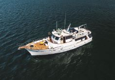 1971 Grand Banks Alaskan 55 Trawler