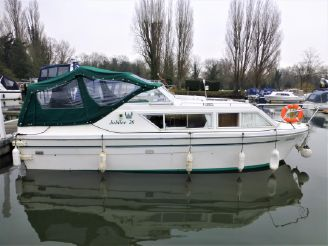 1998 Viking 26 Jubilee Wide Beam