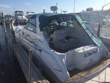 1999 Sea Ray 330 Warranty til May 2021
