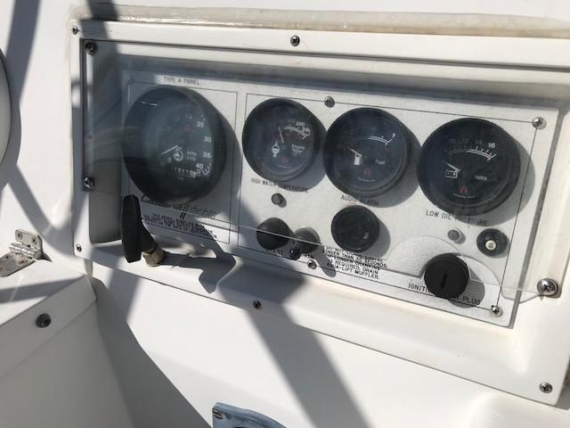 1993 Catalina 34 - Catalina 34  Tach, Alternator, Temp