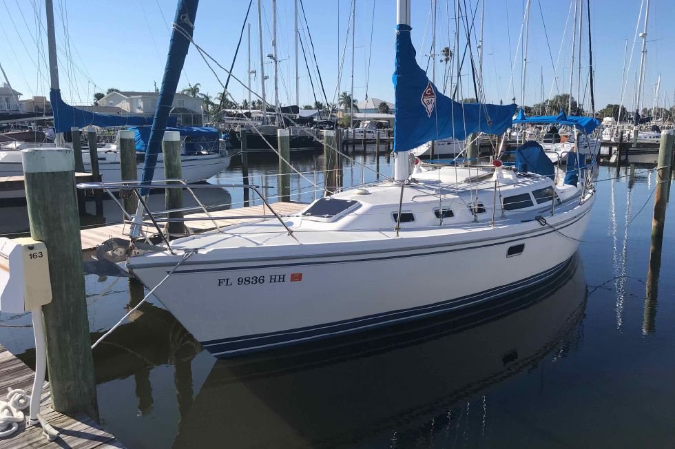 1993 Catalina 34 34 Boats for Sale - Edwards Yacht Sales