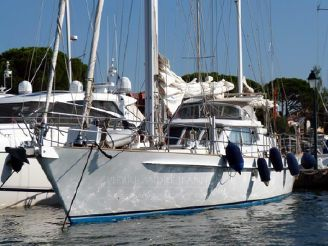 1999 Wever 52 Ocean Going ketch