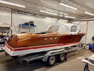 1963 Riva Ariston
