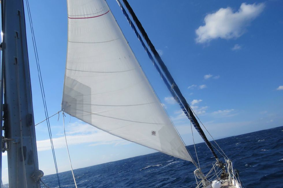 2005 Beneteau Oceanis - to where I'm going""