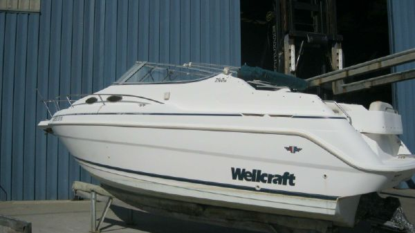 Wellcraft 2400SC Eclipse