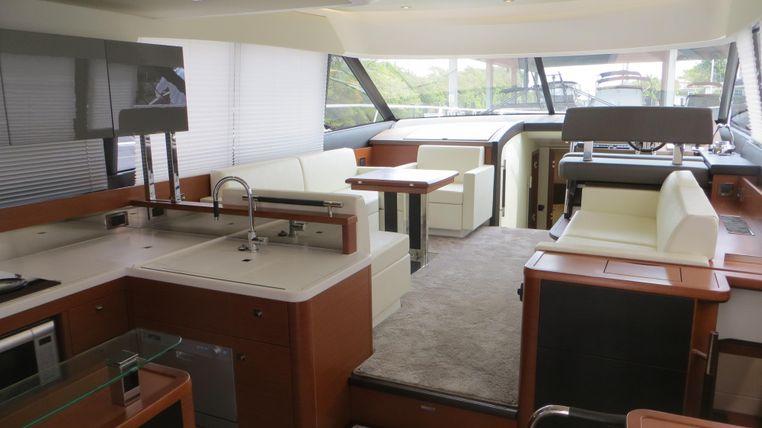 2013 Prestige Yachts For Sale Connecticut