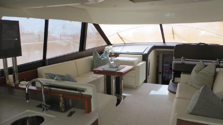2013 Prestige Yachts Brokerage BoatsalesListing