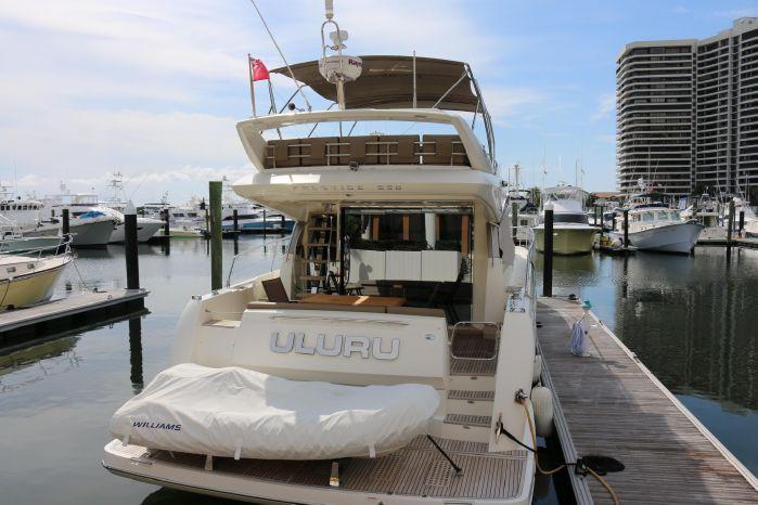 2013 Prestige Yachts Sell BoatsalesListing