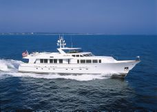 2000 Burger Motor Yacht