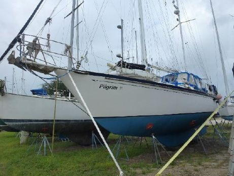 Whitby Yachts 42 Staysail Ketch