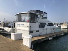 1989 Carver 440 Aft Cabin Motor Yacht