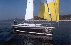 2002 Dehler 39