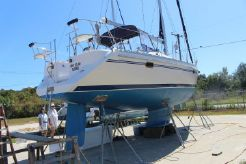 2012 Catalina 355 Wing Keel