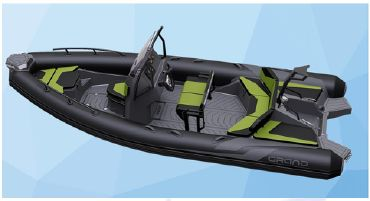 2020 Grand Inflatables D600 LUX