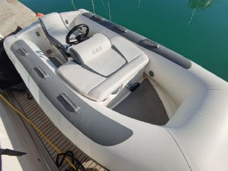 2017 Williams Jet Tenders Minijet 280