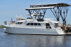 2001 Custom 72 Motoryacht