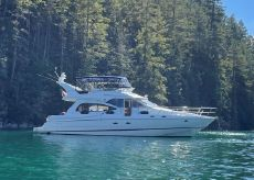 2001 Cruisers Yachts 5000 Sedan Sport