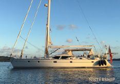 2007 Oyster 62