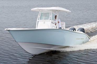 2021 Cape Horn 27 XS