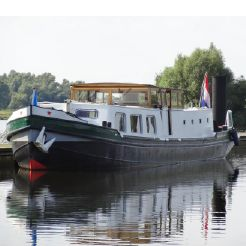 1925 Dutch Barge Luxe motor, TRIWV certified