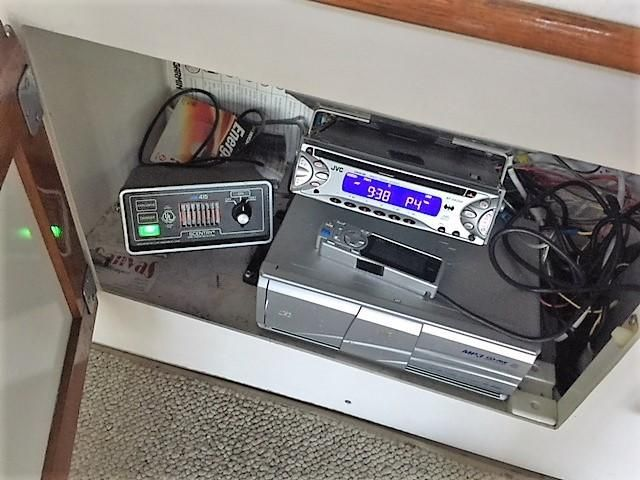 Bridge Stereo w/ 16 disc changer