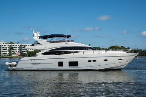 2015 Princess 72 Motor Yacht - 2015 72 Princess