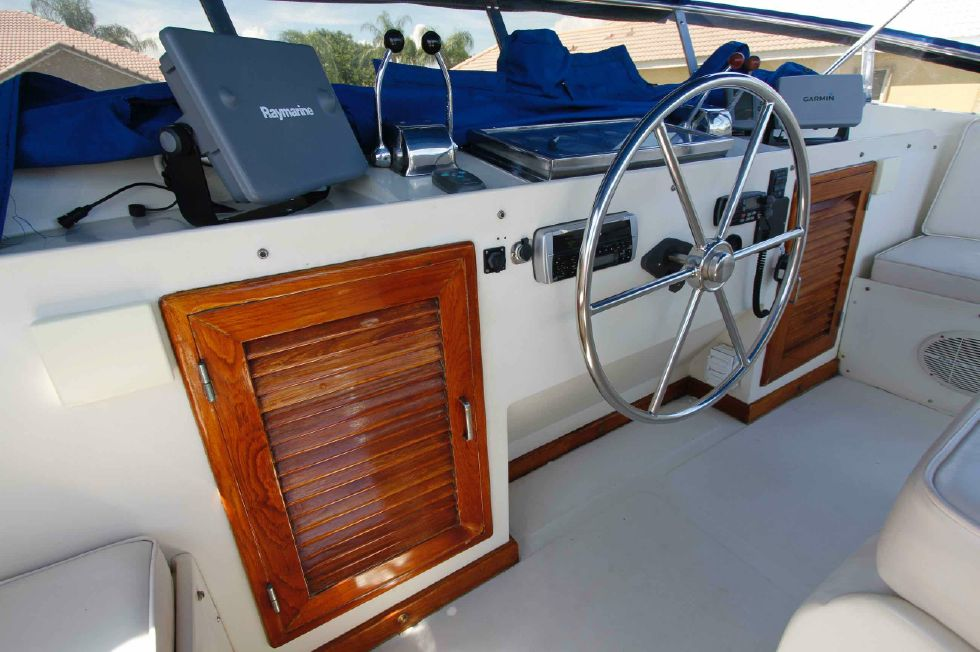 Jefferson 42 Flybridge