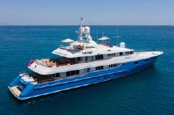2002 Custom Proteksan-Turquoise Tri Deck Motor Yacht