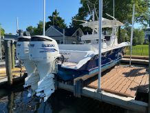 2017 Marlin Yachts 350 FM