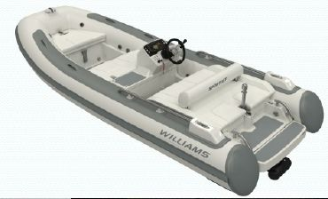 2020 Williams Jet Tenders Sportjet 435