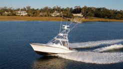 2018 Winter Custom Yachts Custom Carolina 30 Express