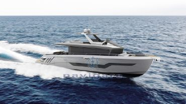 2021 Custom Cantieri Leopard EVOLUTION 8.0