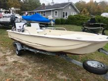 1995 Scout 153 FISH