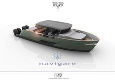2021 Custom Cantieri Leopard OPEN SPORT 5.5