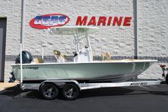 2021 Sportsman Masters 227 Bay Boat