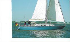 1974 Custom Asmus KG Yachtbau Hanseat 70B