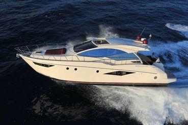 2014 Custom Queens Yacht 50 Ht
