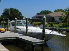 1993 Sea Ray 400 Express Cruiser Diesel