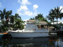 "1981 Gulfstar ""38"" Motoryacht"