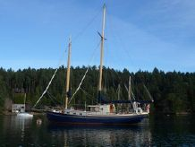 1979 Custom Chappelle Pilothouse Schooner