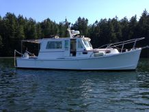 1998 Bhm Downeaster 32