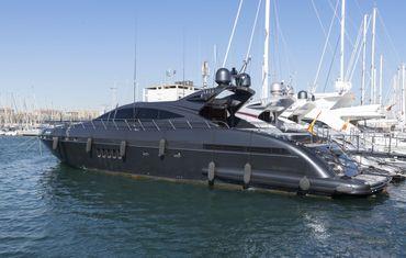 2007 Mangusta 92