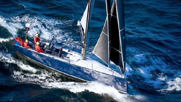 Farr 400 1 Ariel offshore