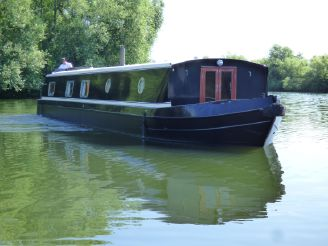 2015 Barge Collingwood 57 x 10 Widebeam