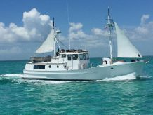 "1974 Penobscot Boat Works 44 Foot ""Fifty Fathom"" Trawler"
