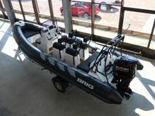 2018 Brig Inflatables Navigator 610